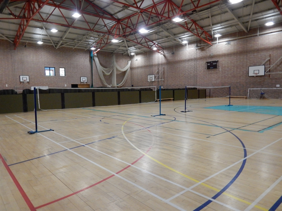 Musselburgh sports centre fitness leisure