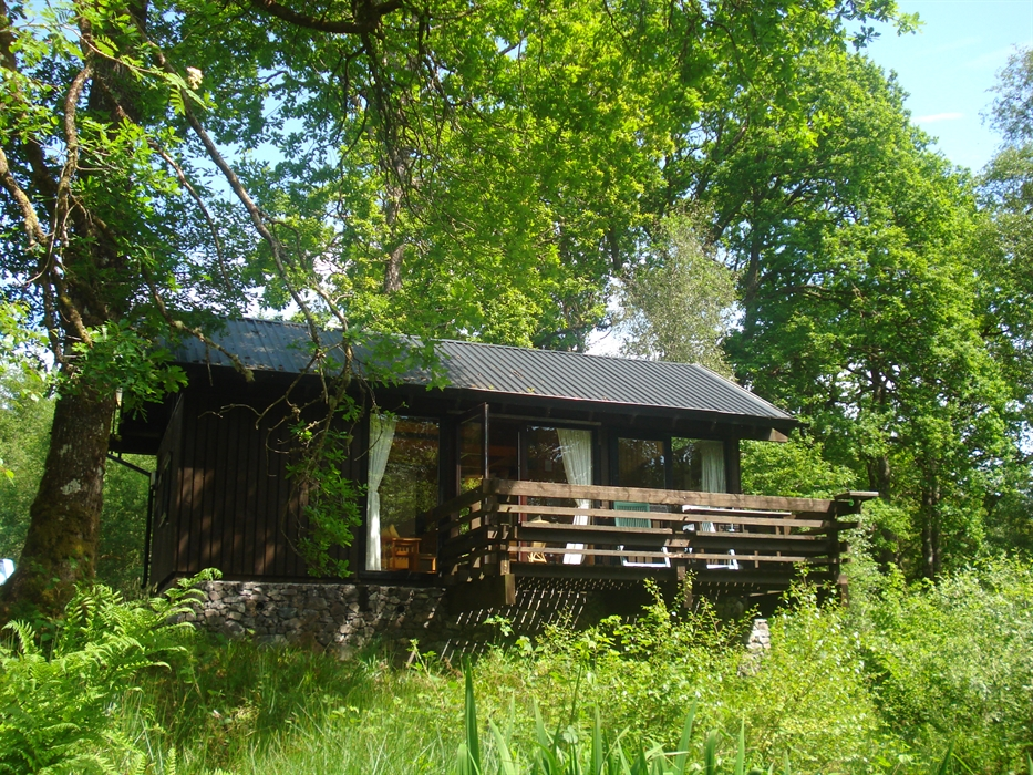 Loch Aweside Forest Cabins Visitscotland