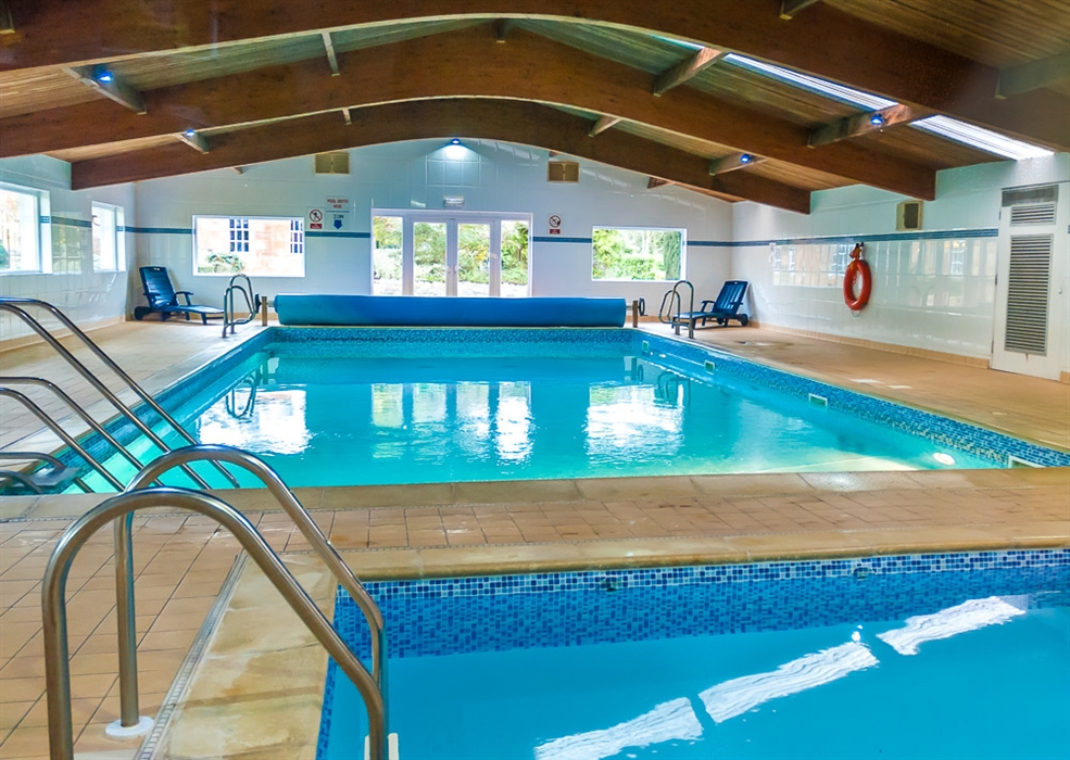 Kilconquhar castle estate self catering elie self catering visitscotland for Hotels with swimming pools in scotland