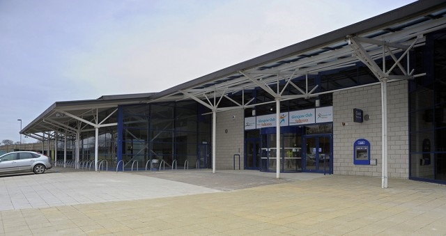 Tollcross international swimming centre glasgow swimming pools visitscotland for Woodside swimming pool glasgow