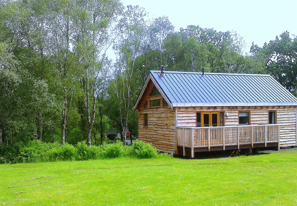 Loch Aweside Forest Cabins Dalavich By Taynuilt Self
