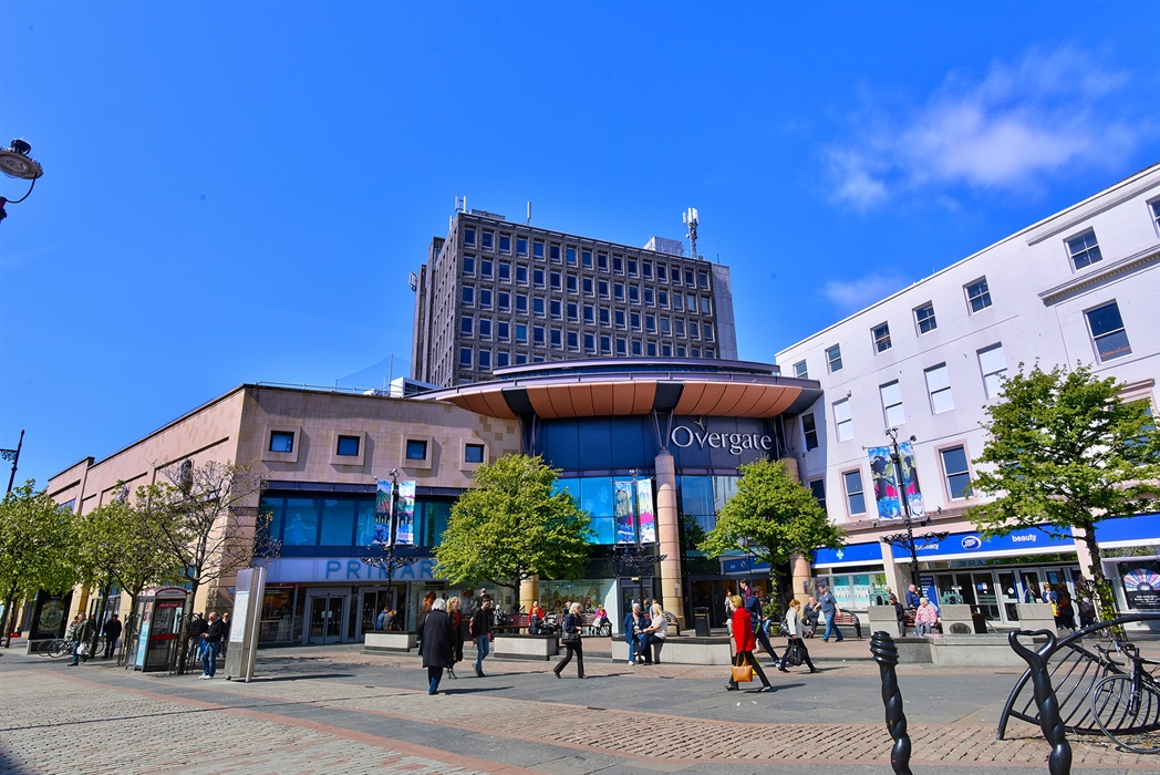 Overgate Shopping Centre, Dundee – Clothes | VisitScotland