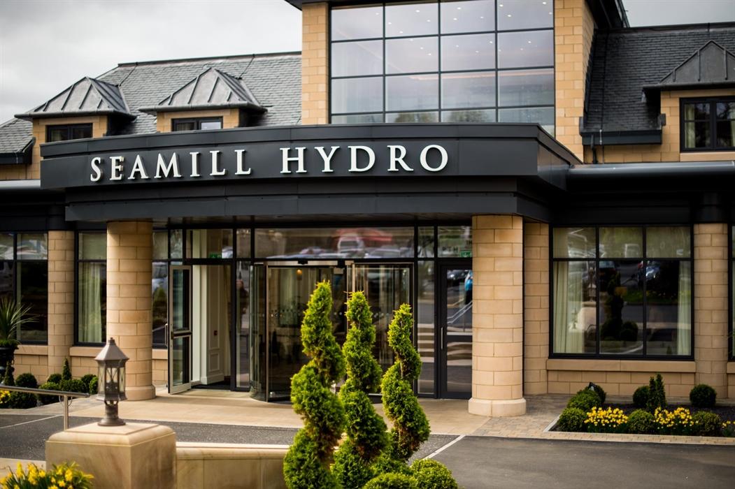 Seamill Hydro Hotel West Kilbride Hotel Visitscotland