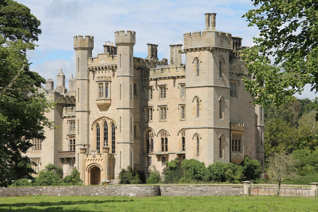 Duns Castle Duns Exclusive Use Visitscotland