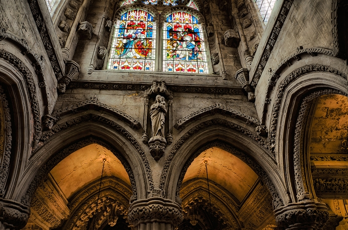 Rosslyn Chapel Visitscotland