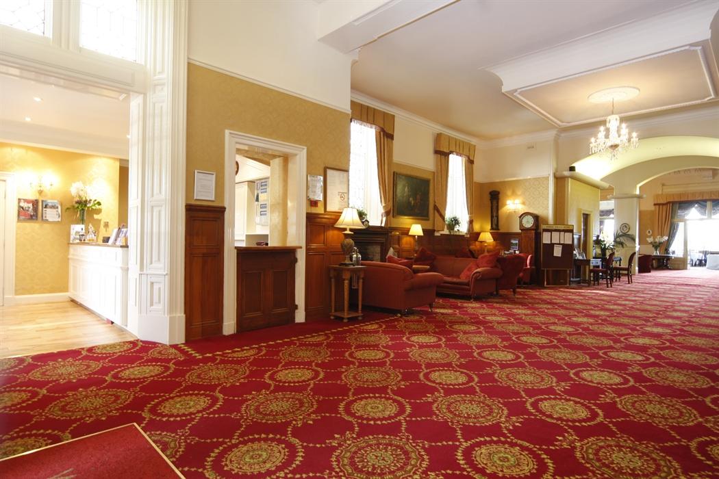 Hotel Foyer Franciscain : Atholl palace hotel pitlochry visitscotland