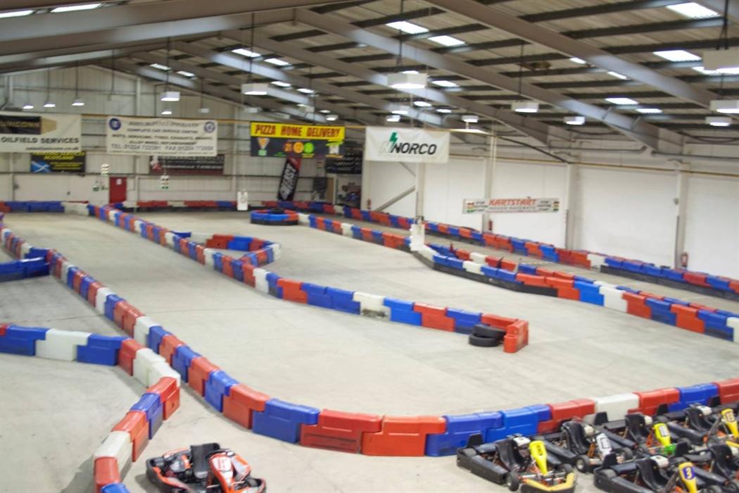 kart over aberdeen Kartstart Aberdeen   Indoor Karting, Bridge Of Don – Multi  kart over aberdeen
