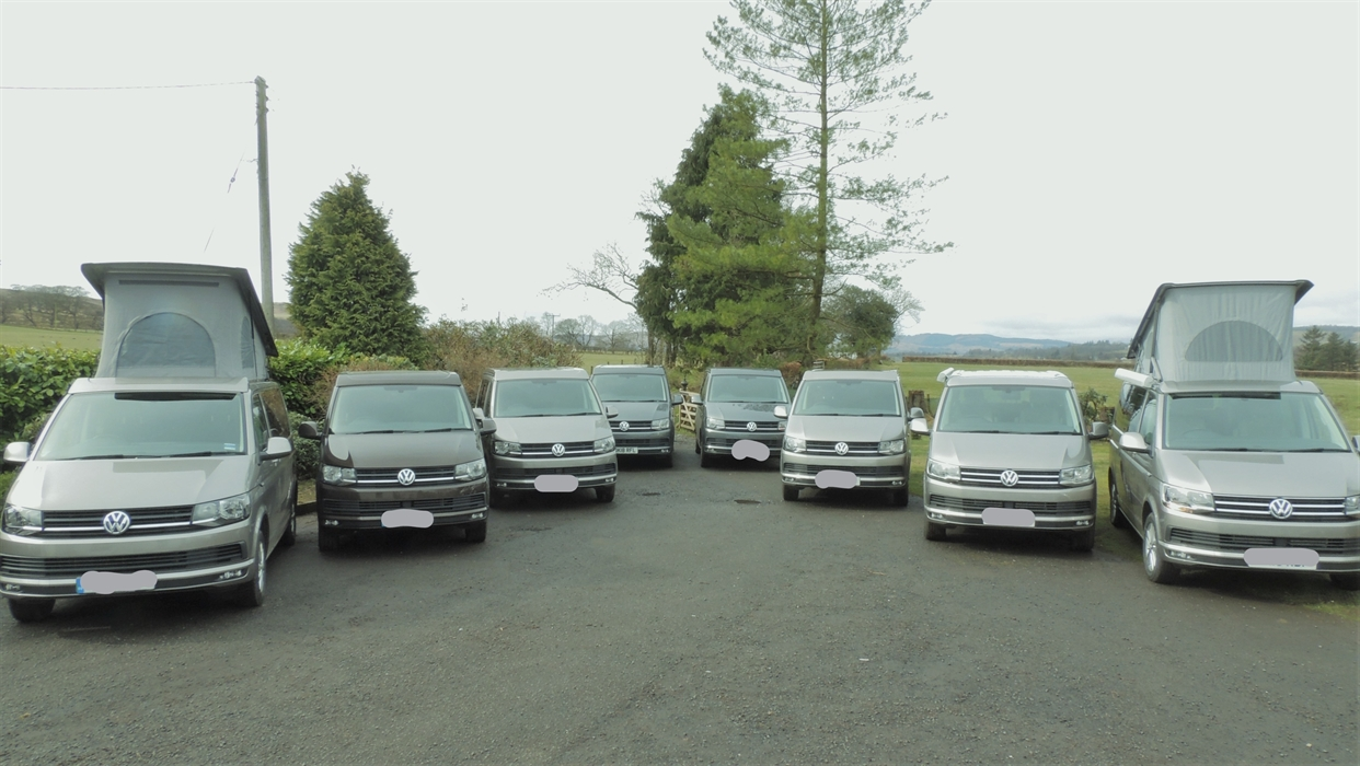 Four Seasons Campers Campervan Hire | VisitScotland