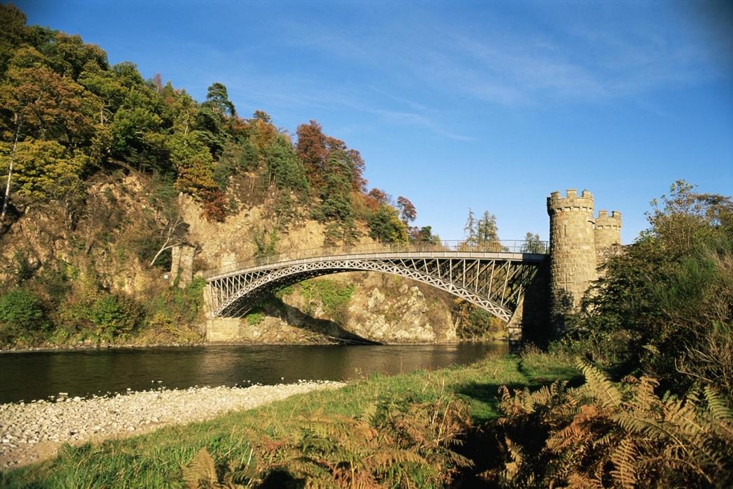 Arch Bridges  Facts and Types of Arch Bridges