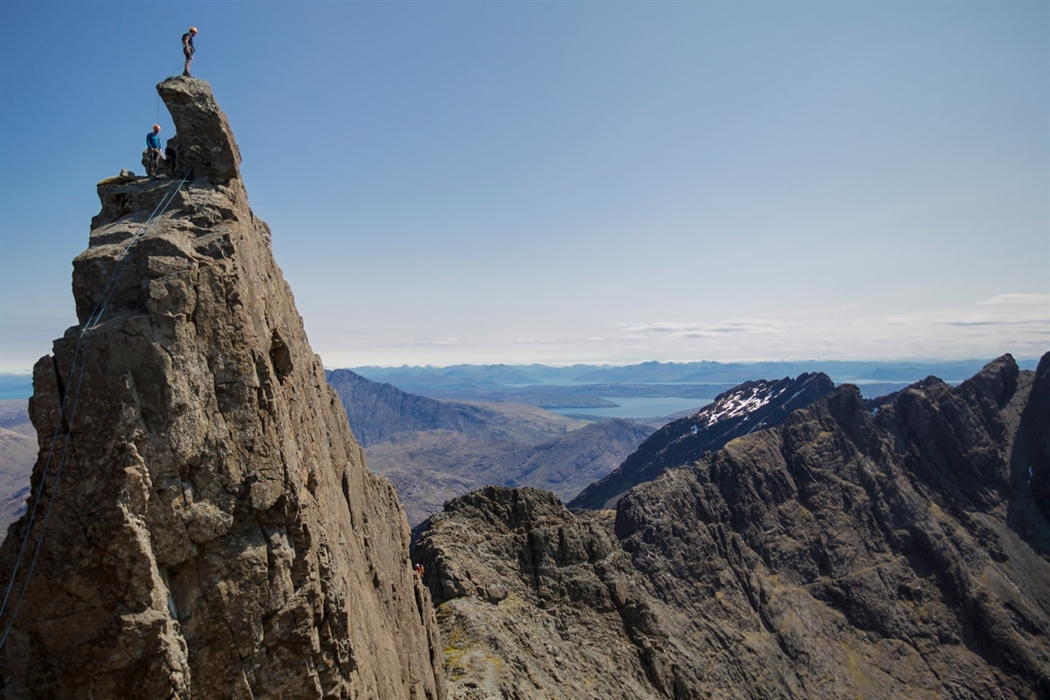 The Cuillin Visitor Guide Accommodation Things To Do