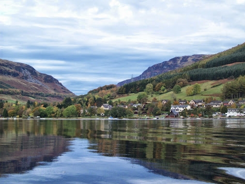 Loch Earn, Lochearnhead www.stayatbriar.co.uk