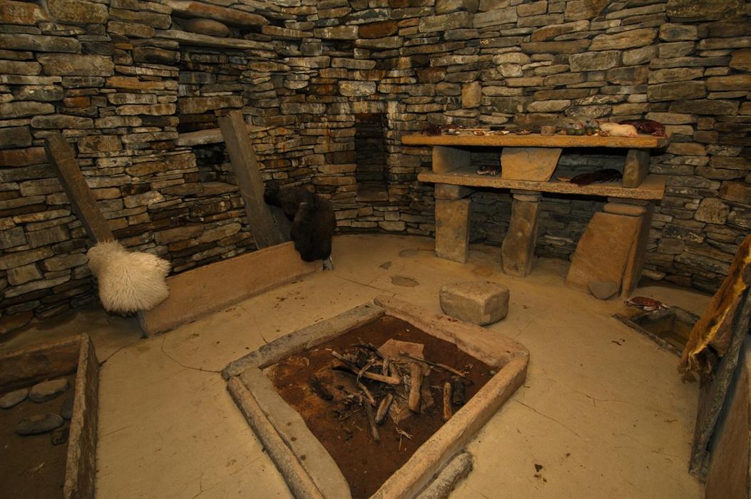 Skara Brae Prehistoric Village Stromness Monuments