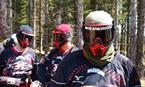 The ONLY 5 Star Paintball Venue in the Highlands!