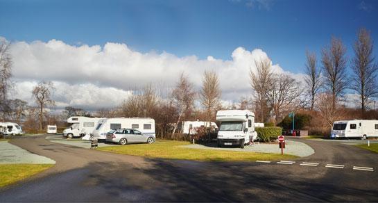 ea0ccffad46e0f Edinburgh Caravan and Motorhome Club Site