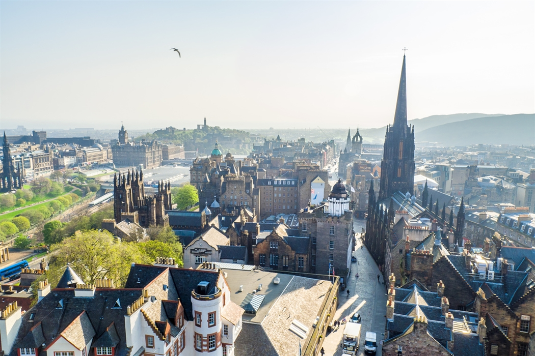 Edinburgh City Centre Visitscotland