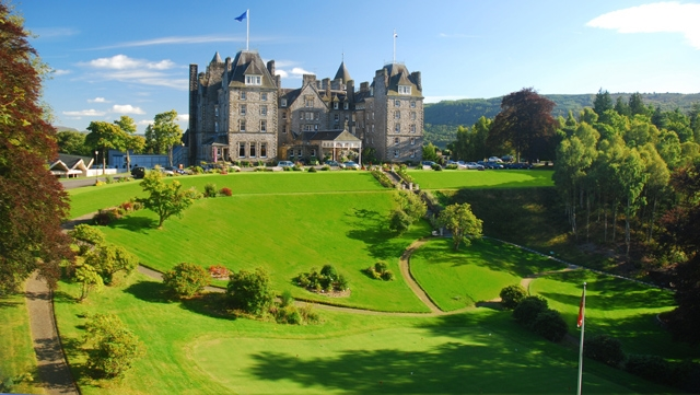 Atholl Palace Hotel Pitlochry Hotel Visitscotland