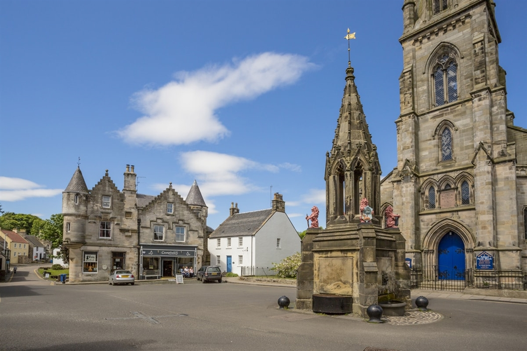 Cupar Visitor Guide Accommodation Things To Do Amp More