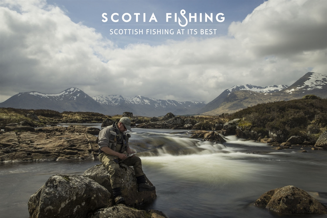 Scotia fishing guided fishing trips in perthshire for Fishing in scotland