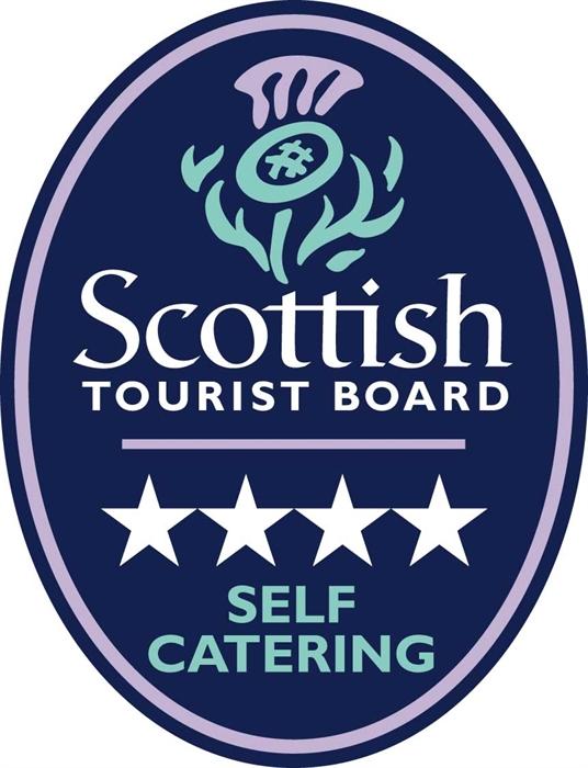 Scottish Tourist Board four star self-catering