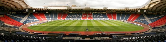 Scottish Football Museum, Hampden, Glasgow