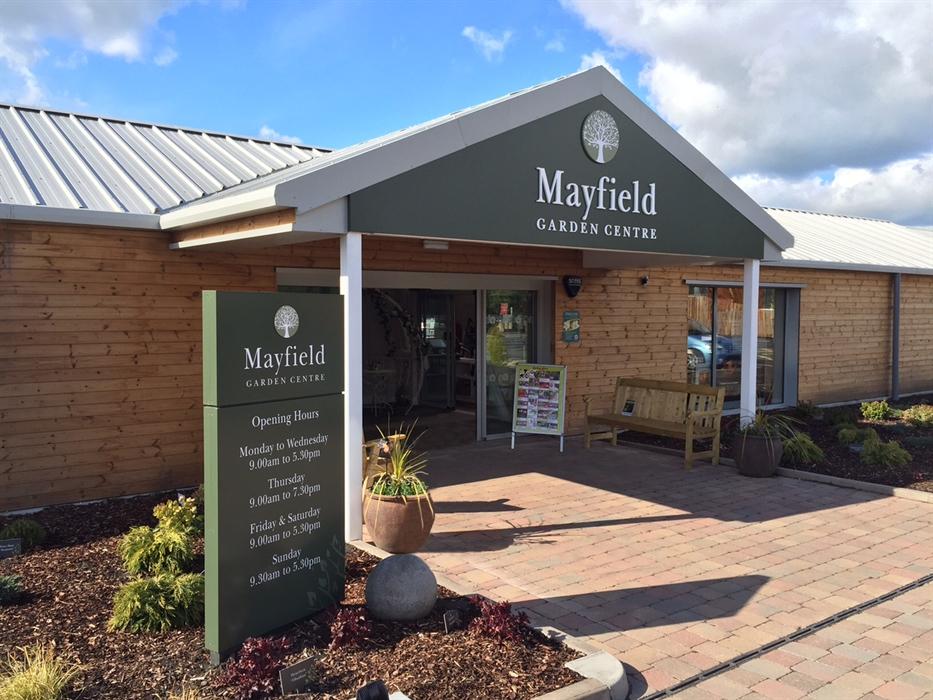 Mayfield Garden Centre Kelso Garden Centres Visitscotland