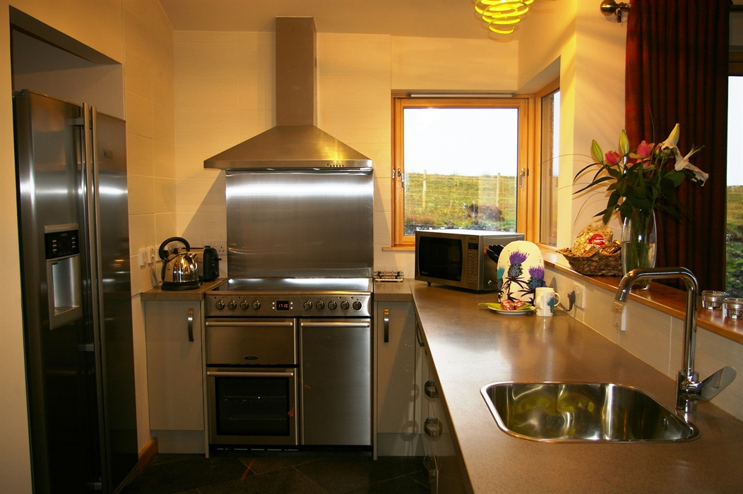 Coillabus luxury guest dwellings visitscotland for Luxury kitchens scotland