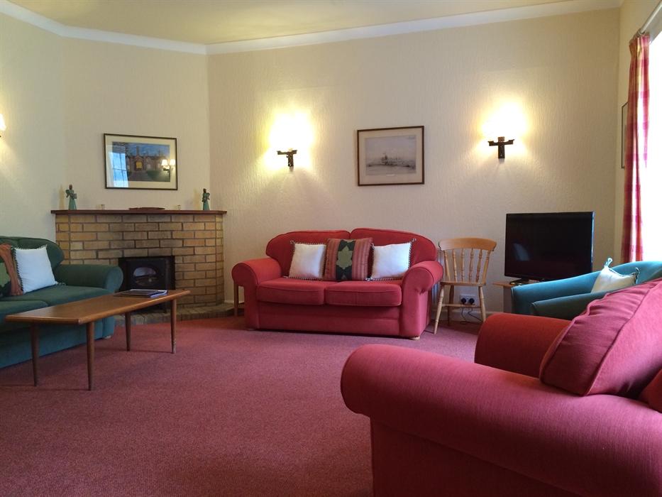 Farrer Cottage Living Room Cunninghame
