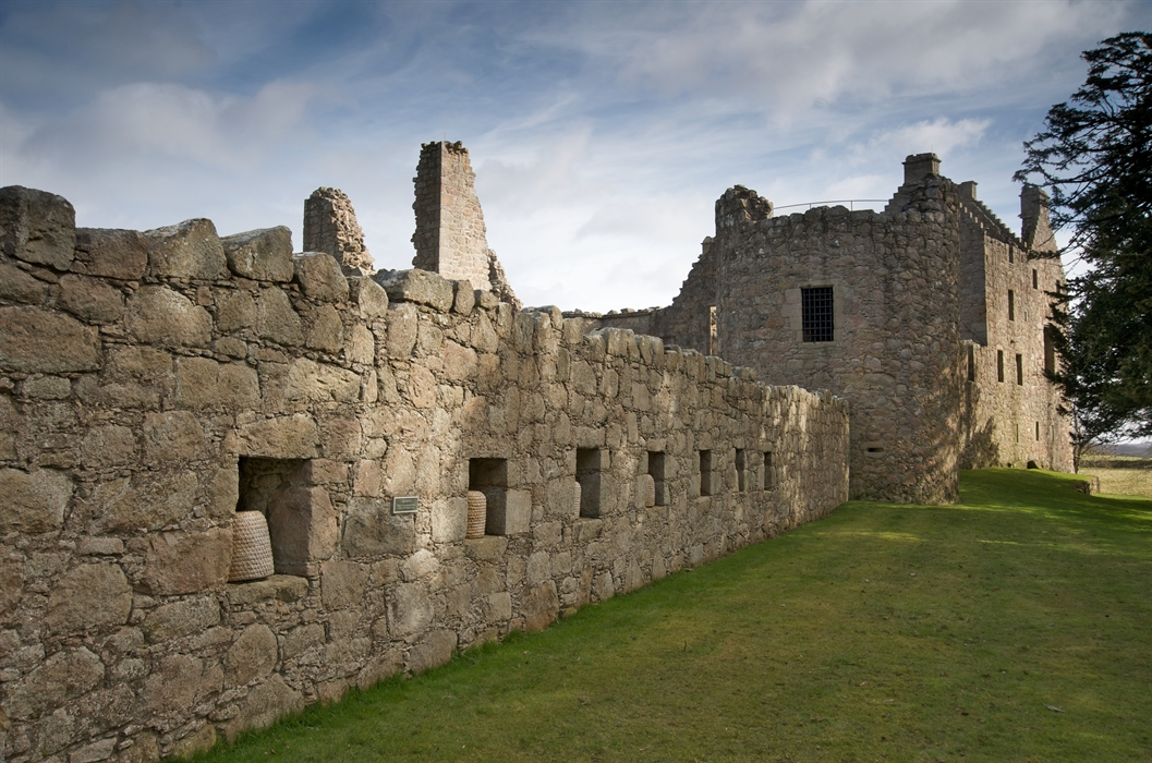Tolquhon Castle Visitscotland