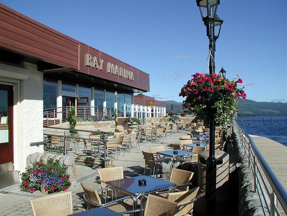 Duck Bay Marina >> Duck Bay Hotel And Restaurant By Arden Loch Lomond Restaurants