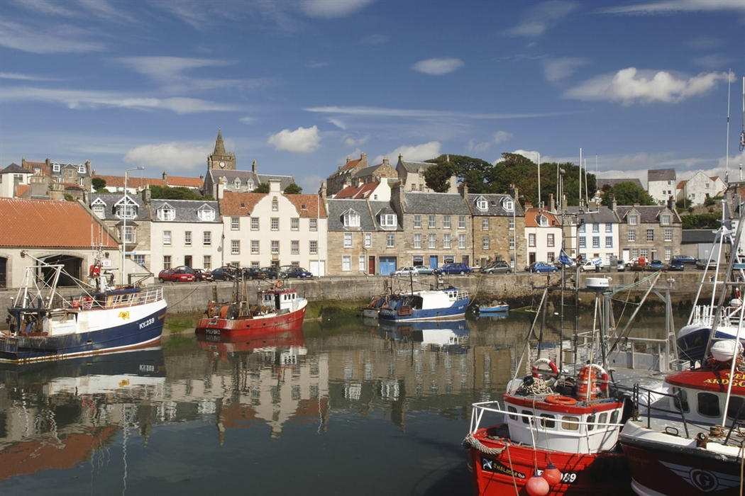 Pittenweem Visitor Guide Accommodation Things To Do