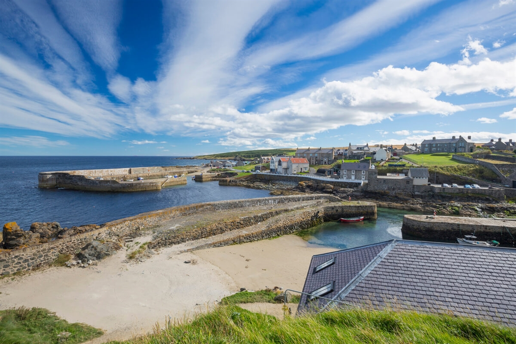 Portsoy Visitor Guide Accommodation Things To Do Amp More