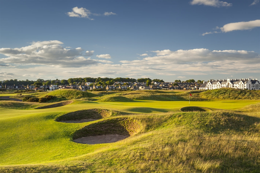 Carnoustie - Championship Golf Course, Carnoustie – Golf | VisitScotland