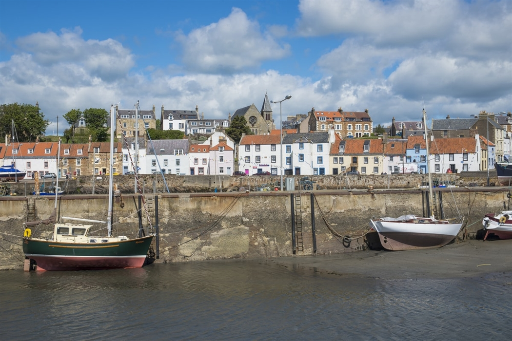 St Monans Visitor Guide Accommodation Things To Do