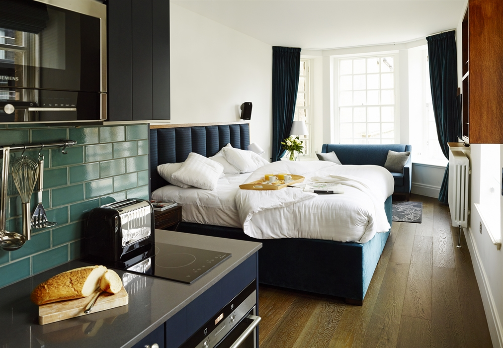 Old Town Chambers, Edinburgh - Serviced Apartment ...