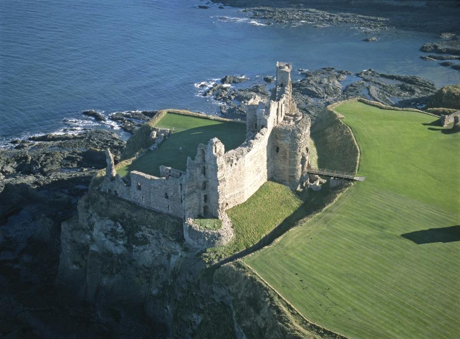 Tantallon Castle | VisitScotland Daily Express