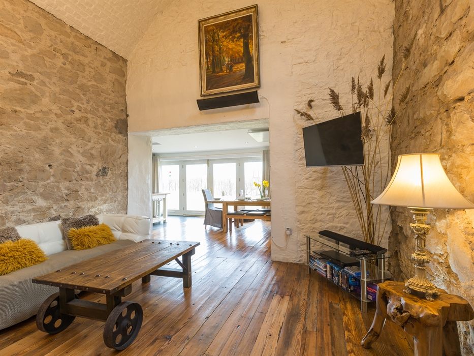 The Ice House St Cyrus Self Catering Visitscotland