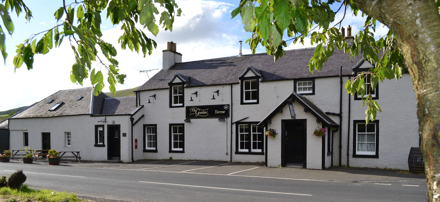 The Gordon Arms Hotel, Selkirk – Hotel   VisitScotland