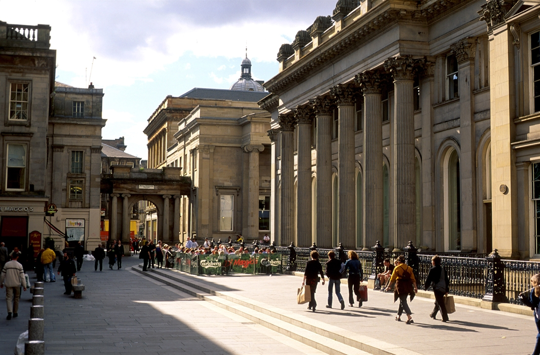 Glasgow City Centre Visitor Guide - Accommodation, Things To Do