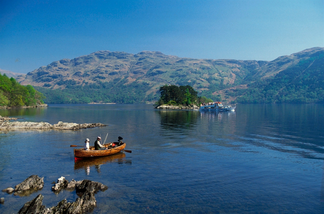 Loch Lomond Visitor Guide Accommodation Things To Do More Visitscotland