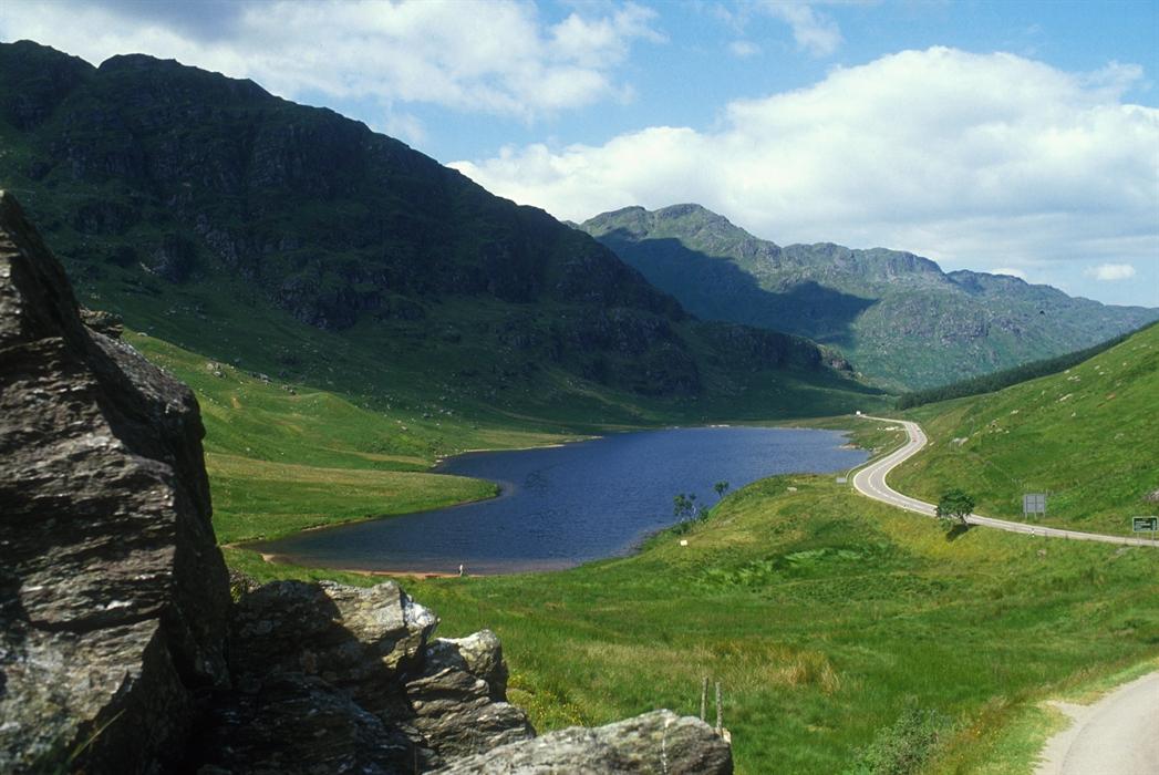 Afbeeldingsresultaat voor rest and be thankful pass scotland