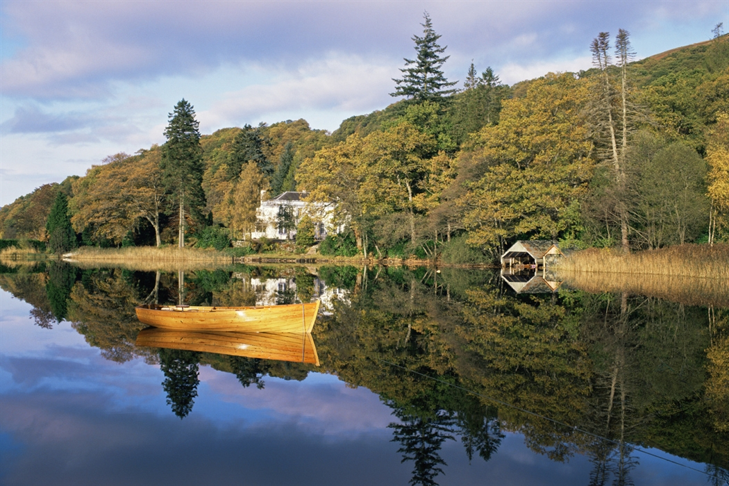 Near Aberfoyle Visitor Guide - Accommodation, Things To Do & More ...