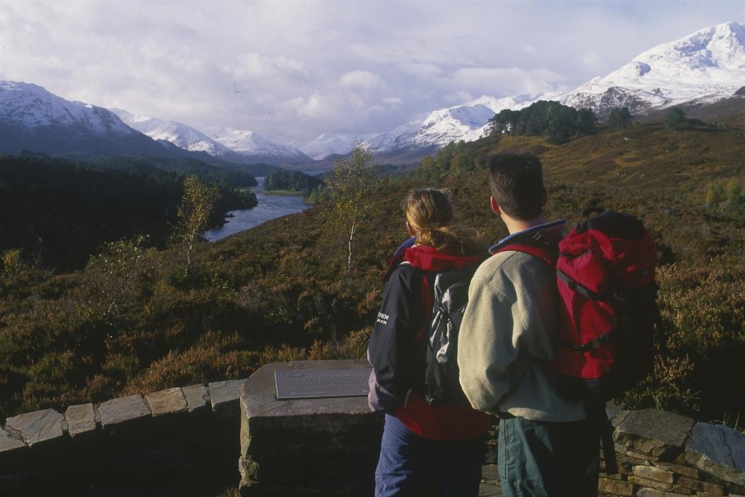 Glen Affric The Highlands Nature Centres Amp Reserves