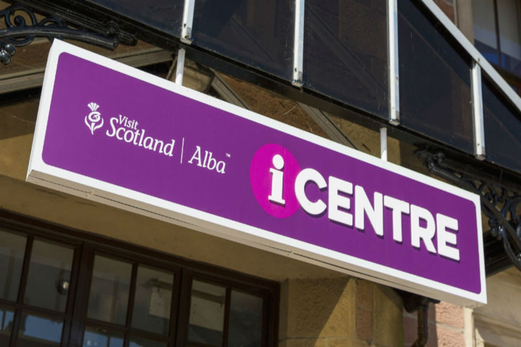 Dundee iCentre, Dundee – VisitScotland iCentres | VisitScotland