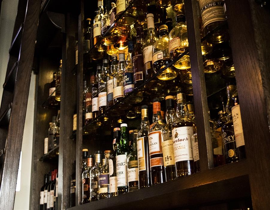 Whiski Rooms Edinburgh Restaurants Visitscotland
