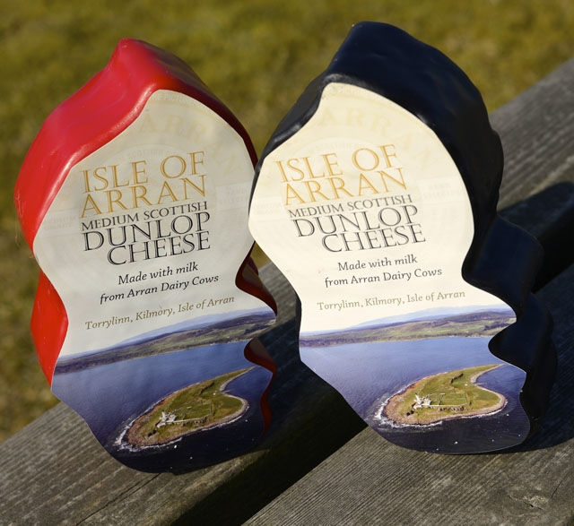 arran creamery cheese shop  isle of arran cheese   dairy  super gold world cheese awards 2017